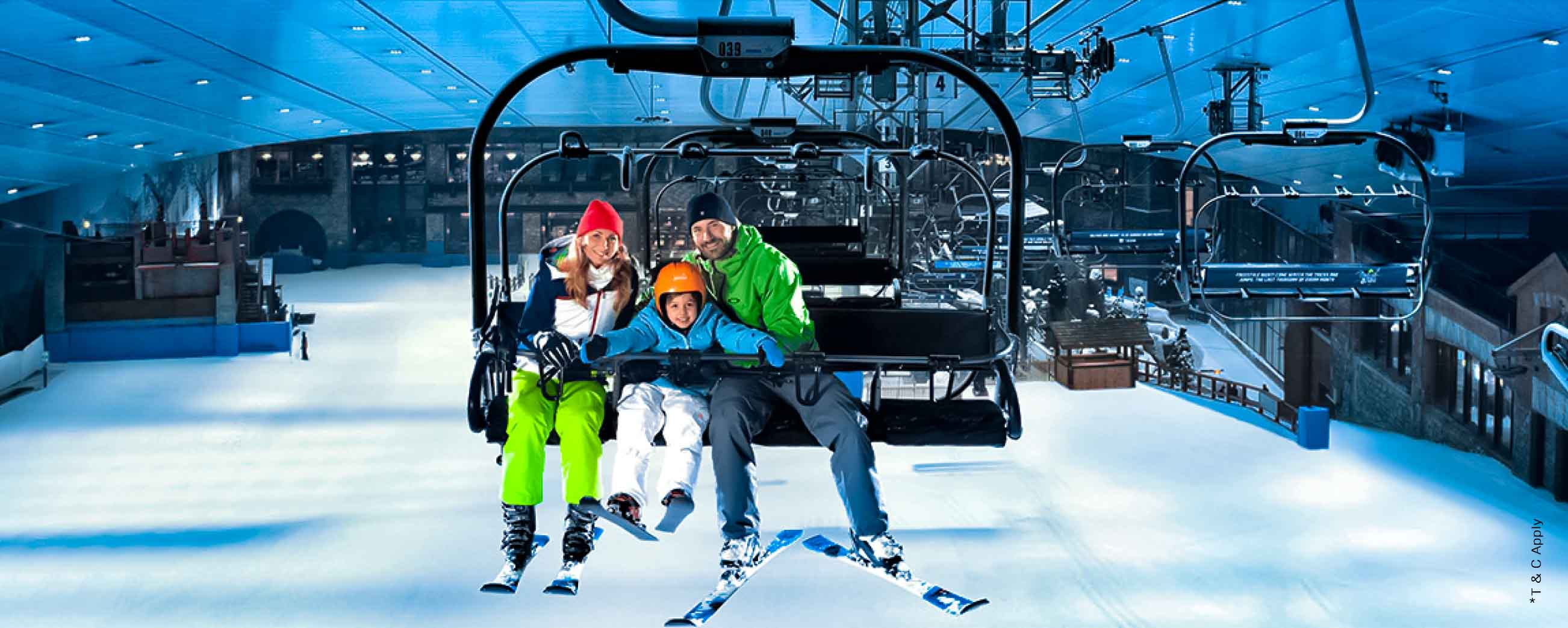 Ski Dubai Snow Park Smart Travel