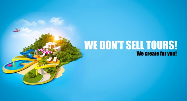 We Don't Sell Tours