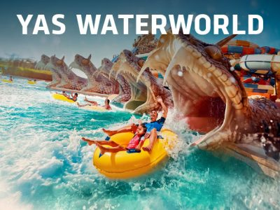 Yas water world pic